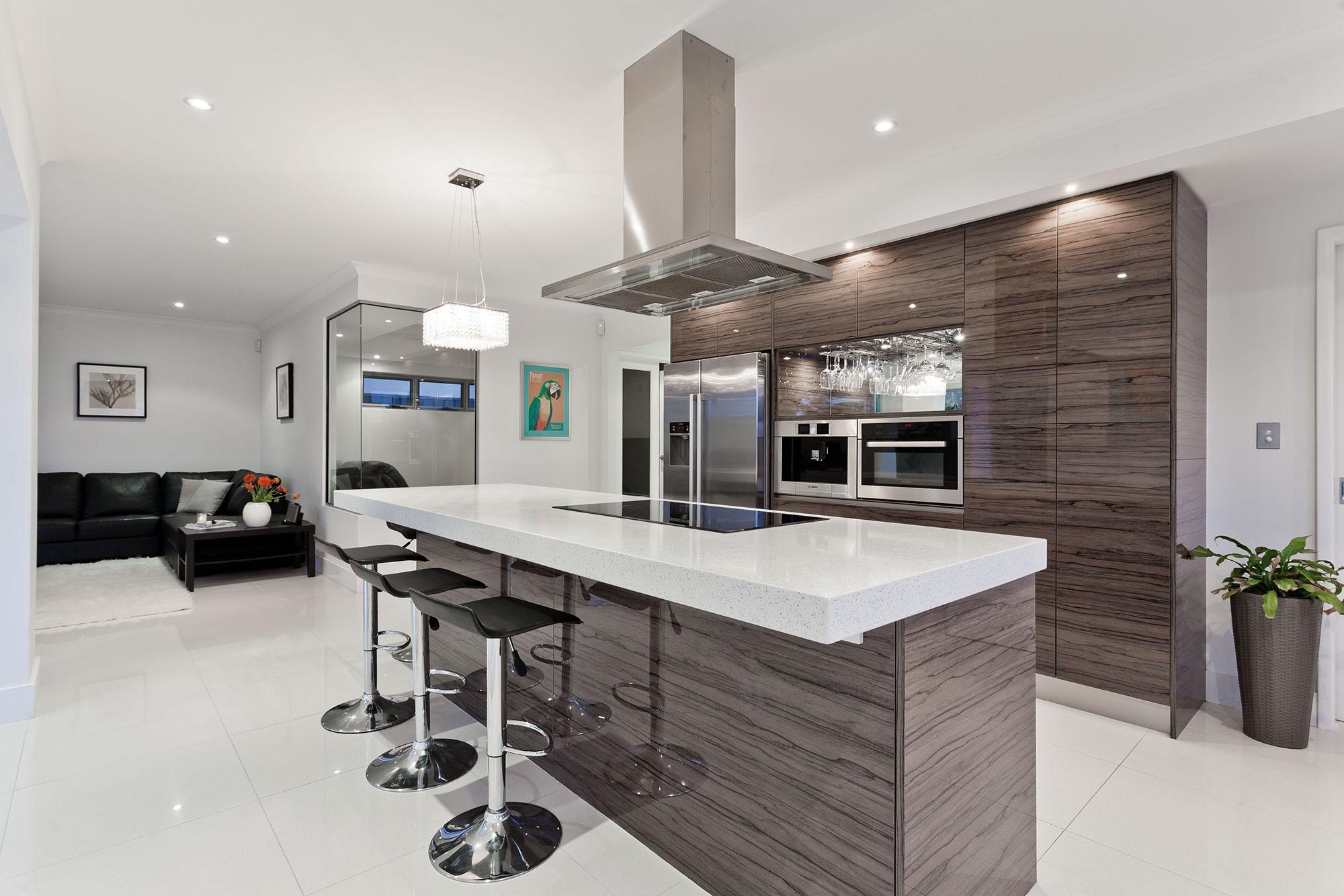 Immobilien Weiß Küche
